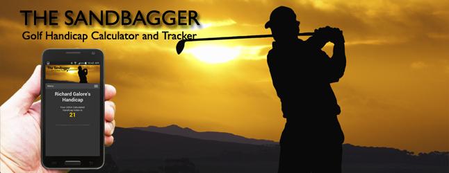 Mobile Golf Handicap Software