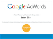 Vancouver AdWords Certified